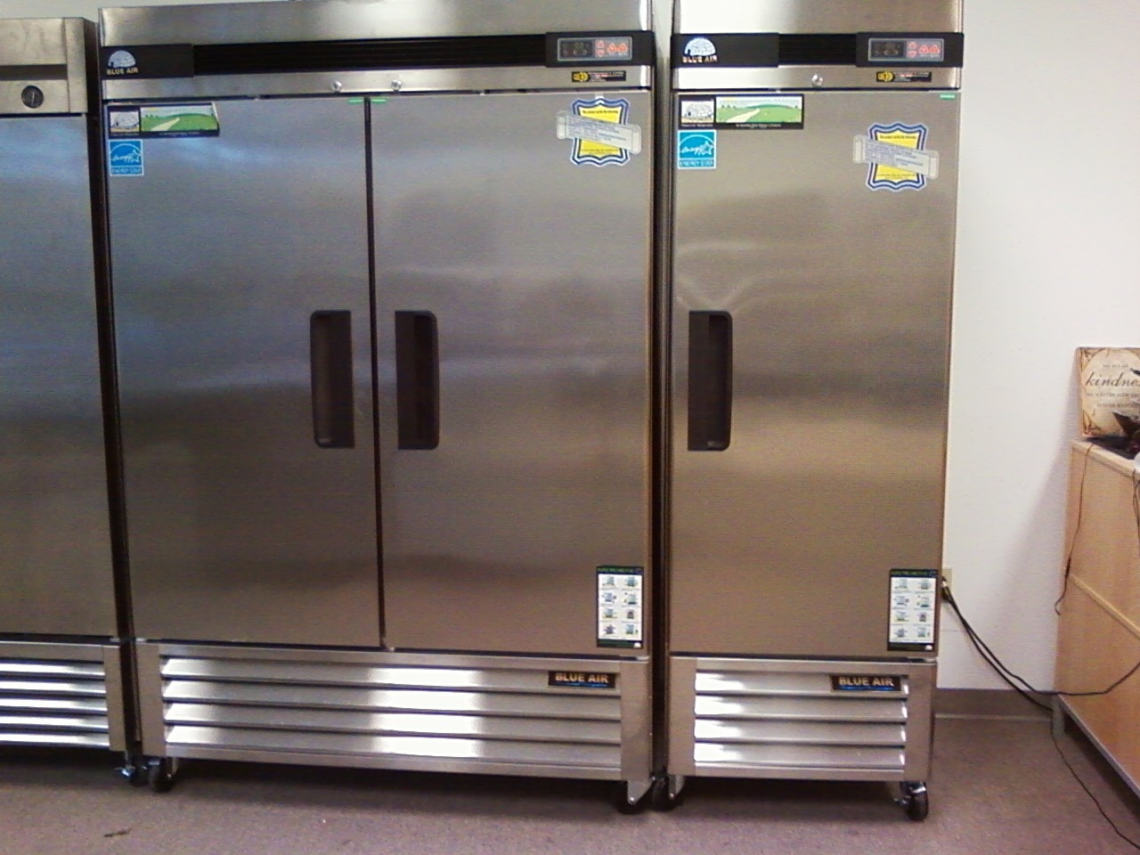 Commercial Kitchen Coolers