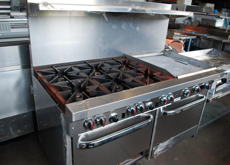 used mercial range ovens orlando