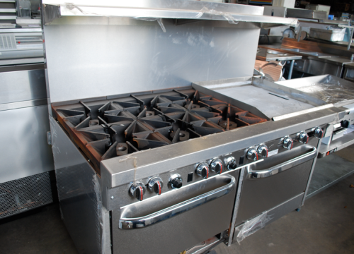Restaurant supply and restaurant equipment CRESCO Gigantic