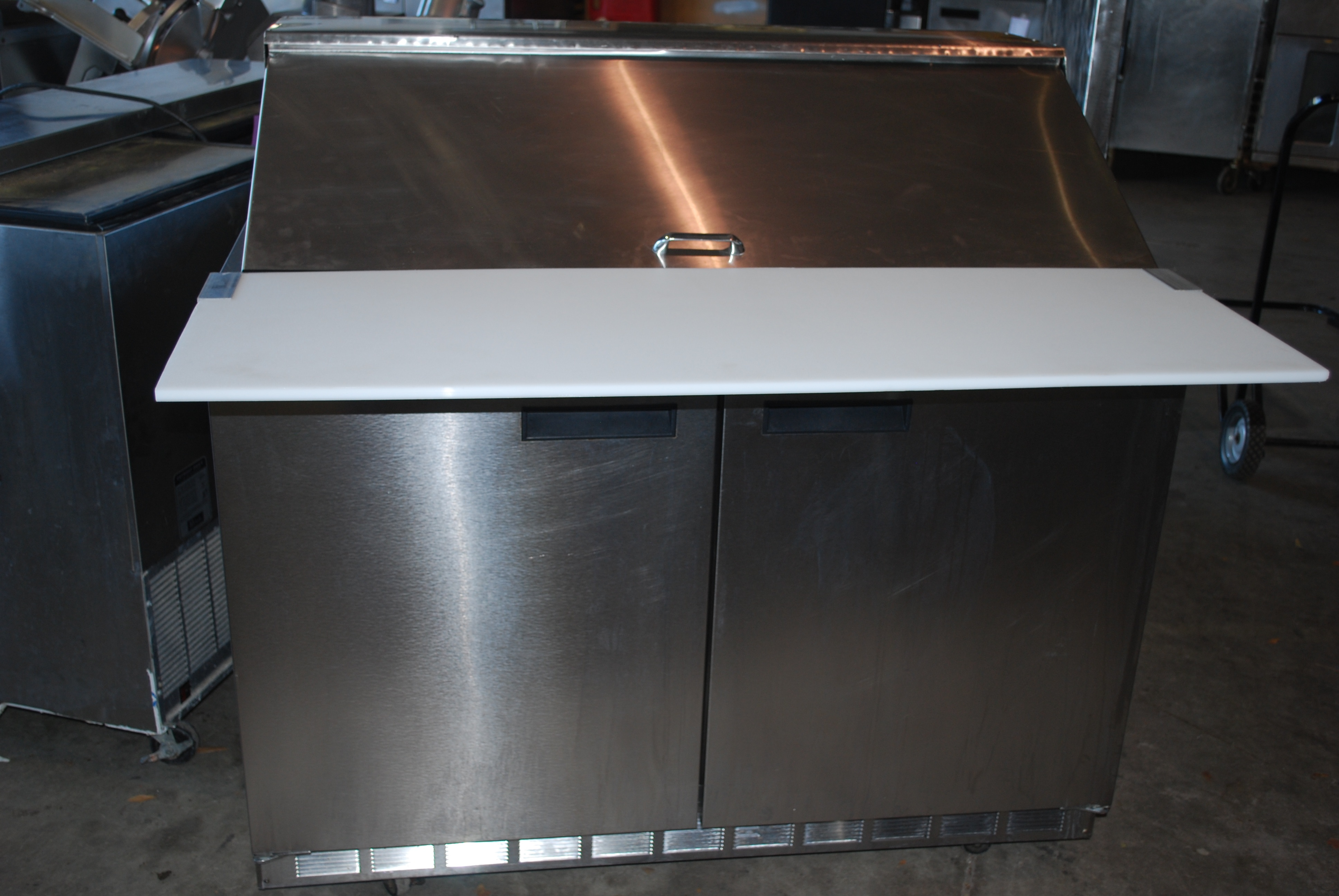 Some Used Refrigerated Prep Tables Now Available Frog Technical - Cold prep table for sale