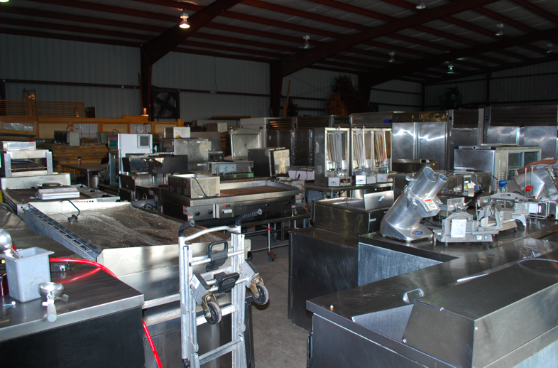 Quick Cash Deals on Used Restaurant Equipment – Frog ...