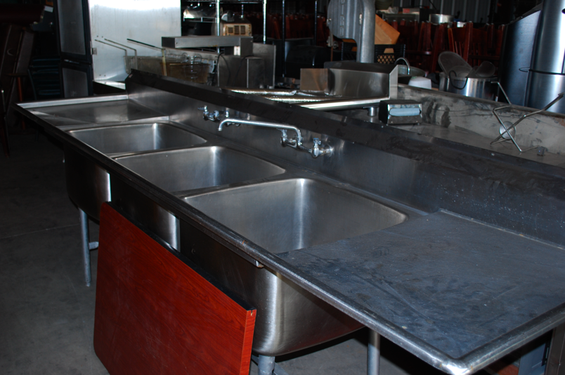 ... or food truck you are required to have a sink or several sinks keeping