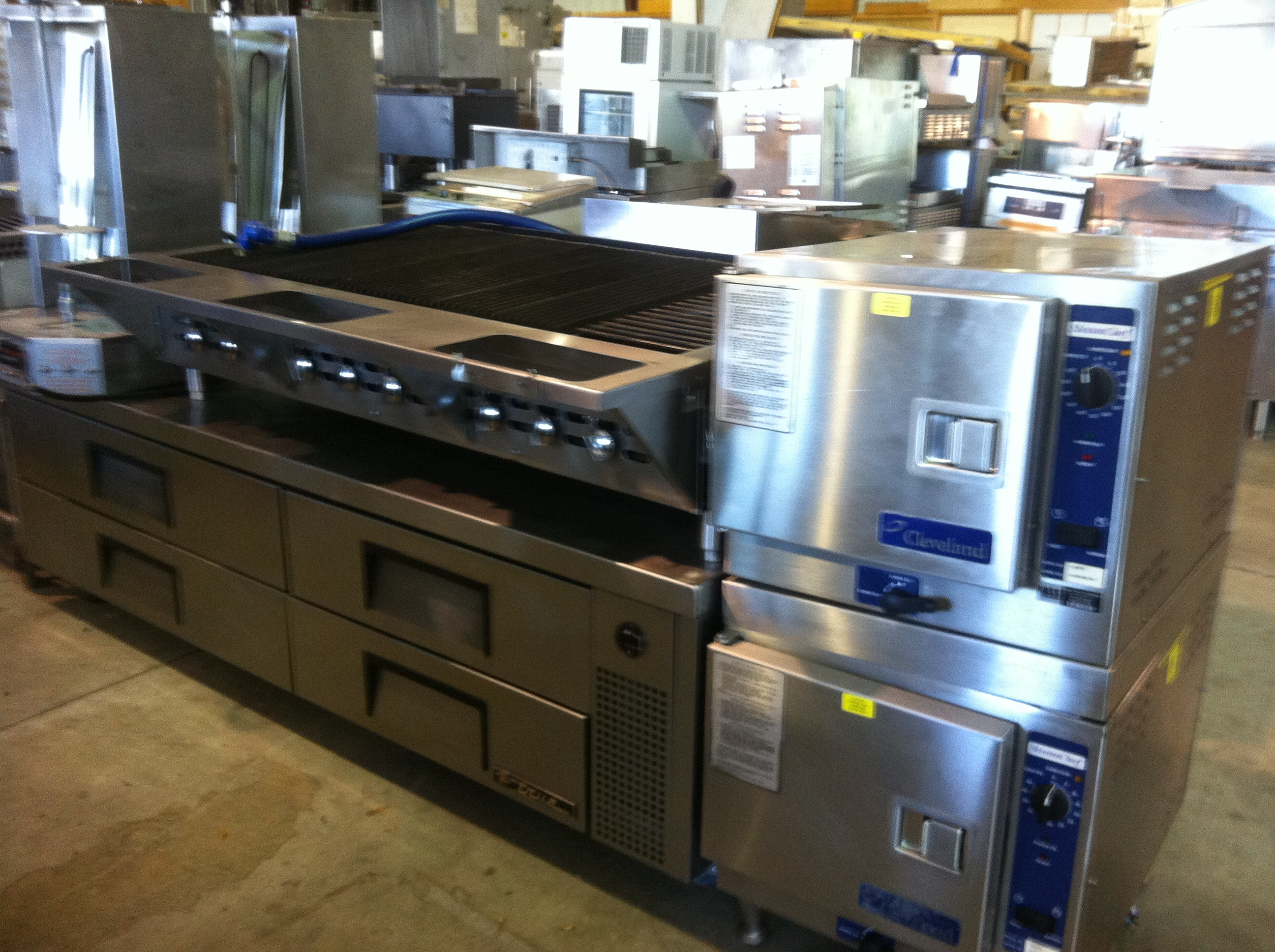 Used Outdoor Kitchen Equipment For Sale