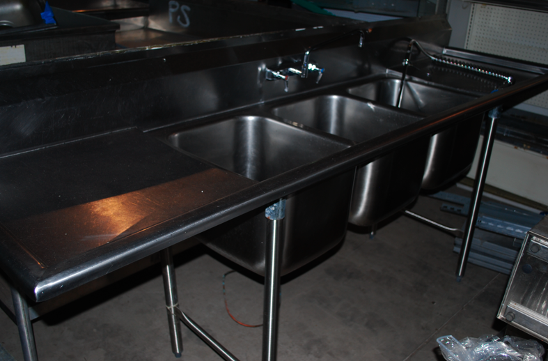 Restaurant Kitchen Sink : ... the Frog & Get a Free 3-Compartment Sink! Frog Technical Website