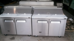 Kelvinator Prep Tables