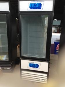 Ice Display Case