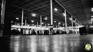 Warehouse Interior View of New & Used Restaurant Equipment - extensive selection & low prices